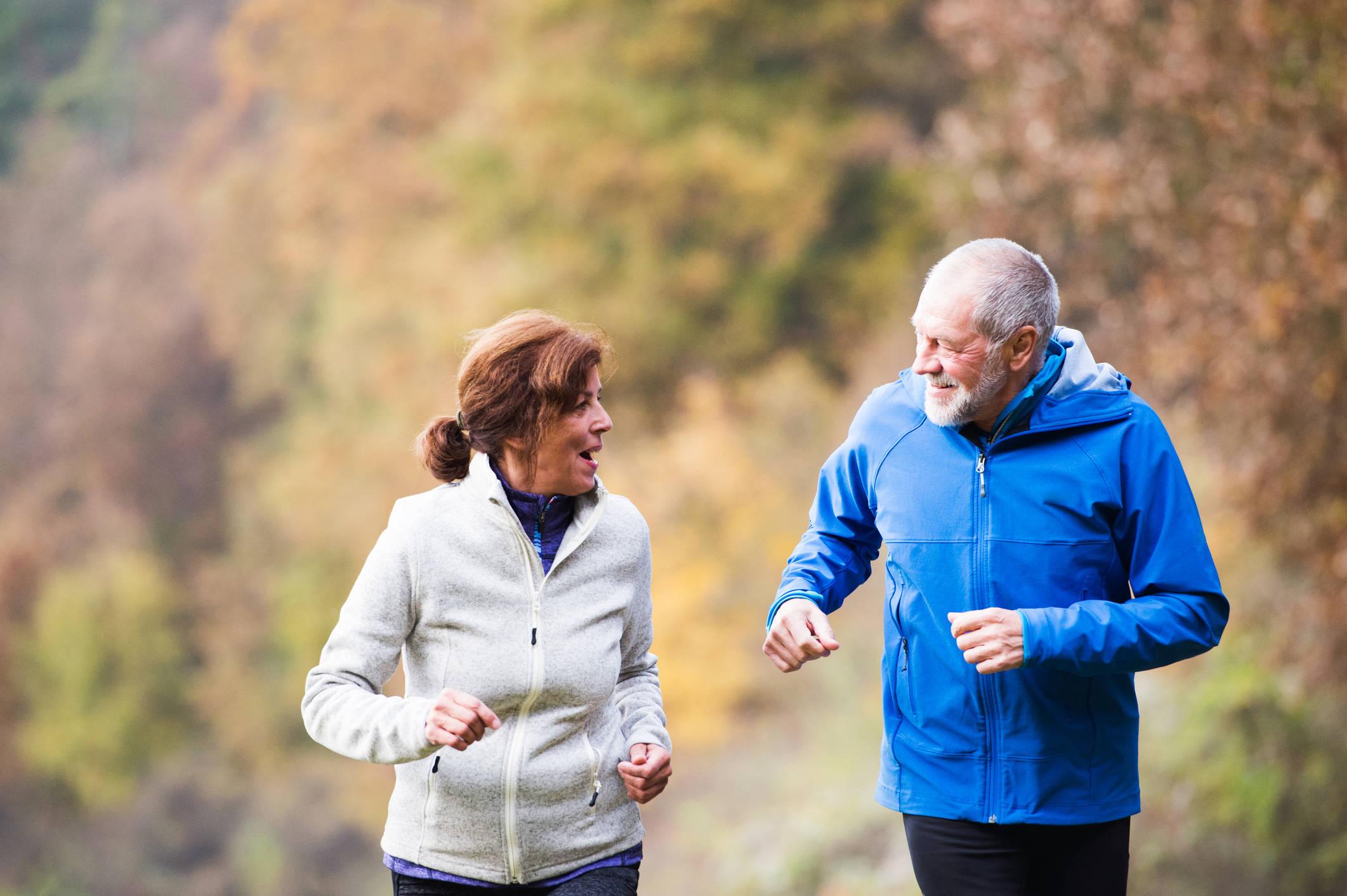 Si quieres vivir más, hacer ejercicio es más importante que adelgazar